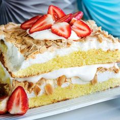 A Norwegian Cake Recipe That Is The 'World's Best Cake'