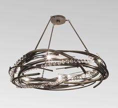 ORBIT |Dining chandelier