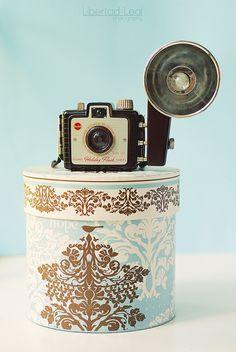 Adoro esta cámara... Me recuerda a un gran Señor...