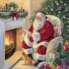 Old Time Christmas, Christmas Scenery, Christmas World, Christmas Love, Christmas Cats, Christmas Pictures, Christmas Greetings, All Things Christmas, Xmas Ornaments