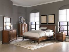 Tribecca Home Lancashire Walnut 5 Piece Curved Sleigh Queen Size Bedroom Set in dimensions 1500 X 1500 Bedroom Furniture Lancashire - Furniture for Master Bedroom Set, 5 Piece Bedroom Set, Wood Bedroom Sets, King Bedroom Sets, Bedroom Furniture Sets, Girls Bedroom, Bedroom Decor, Bedroom Ideas, Queen Bedroom