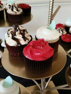 Durby trio cupcakes