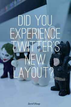 Have you been on Twitter lately? Did you experience Twitter's new layout? Well, here is the story. New Twitter, Twitter Layouts, Going Crazy, Whats New, Social Media Marketing, News