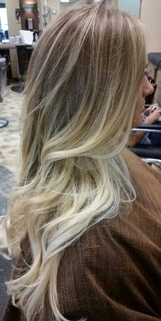 The perfect ombre