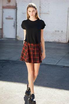 Brandy ♥ Melville | Elin Top - Tops - Clothing