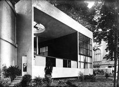 contemporama : le corbusier… pavillon de l'esprit nouveau, paris,...