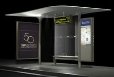 Спирки (Advertising Bus Shelters)