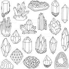 stock-illustration-85093741-set-of-blue-crystals-gem-and-minerals.jpg 1,024×1,022 pixels