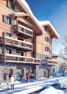 Owning or buying in the Alps? A new website launches to make ski hire easier