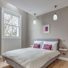 Entzuckend Schlafzimmer Wandfarbe Ideen In 140 Fotos! | Schlafzimmer Ideen U0026  Inspiration | Pinterest
