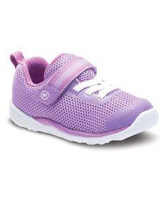 67373684b986 Stride Rite Purple Sensory Response Technology™ Dree Sneaker