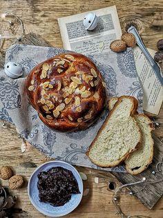 Vianočka z kvásku - Nelkafood s láskou ku kvásku Camembert Cheese, Dairy, Food, Essen, Meals, Yemek, Eten