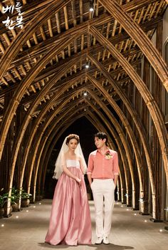 Korean traditional clothes.[hanbok] #dress #fusion #wedding #korean #modern #woman #marriage #한복 #퓨전한복 #한복드레스 #드레스한복 #베트남 #화보촬영 #한복화보