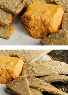 Sweet potato butter recipe plus new flatbread