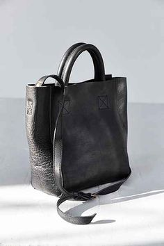 BDG Mini Leather Tote Bag - Urban Outfitters