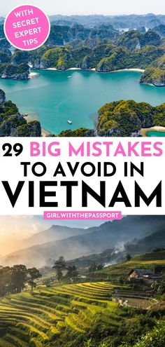 Want some SECRET Vietnam travel tips? Then read this expert's guide! It has 28 AMAZING traveling in Vietnam tips that you won't find in most travel guides! Hue Vietnam, Hanoi Vietnam, North Vietnam, Bali Travel, Thailand Travel, Travel Destinations, Travel Tips, Travel Hacks, Travel Guides