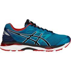 Asics Men's GEL-Cumulus 18 Running Shoes, Blue
