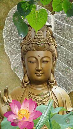 Buddha Painting, Buddha Art, Buddha Tattoos, Tibetan Buddhism, Guanyin, Pictures To Paint, Compassion, Art Drawings, Fill