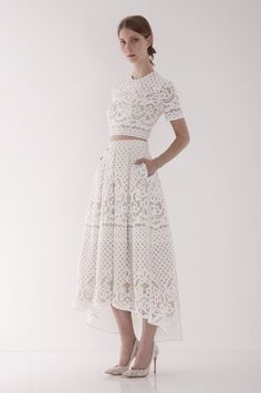Lover The Label Libra Crop Top And Midi Skirt Wedding Dress on Sale 27% Off