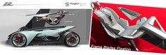 Peugeot MagnetX Concept 72h de Montlhéry - Benoît Cauet