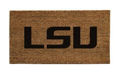 Coir Mat, Louisiana State University by Ashley Gifts. $39.59