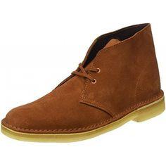 Clarks originals desert boot polacchine uomo marrone 3bb577c8a9f