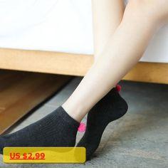 Fashion Women Cotton Pompom Ball Ankle Socks Spring Summer Autumn Lovely Girls Socks Personalized Magazine Models Short Socks