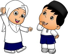 kumpulan kartun romantis parf 2 - my ely School Cartoon, Cartoon Kids, Cartoon Sketches, Cartoon Styles, Poster Ramadhan, Doodle Girl, Islamic Cartoon, Anime Muslim, Ramadan Crafts