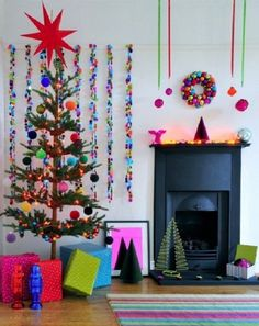 Christmas-Decoration-Trends-2017-17 75 Hottest Christmas Decoration Trends & Ideas 2017