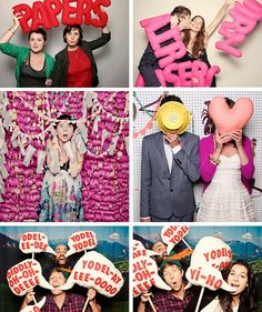 Photobooth. party idea.