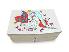 Product name: Jewelry Box by KOBINAI Designer name:KOBINAI producer Yoshihashi Mai
