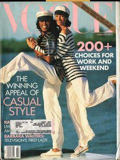 Vogue February 1992