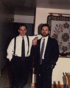 In celebration of our 25th anniversary, every Thursday we post a picture for Throw Back Thursday. #tbt  Co-owners, Bryan Shinn and Doug Shinn in the early 90's. #thewaterguy #entrepreneurs