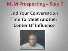 MLM Prospecting - 10 steps to cultivating prospects from thin air