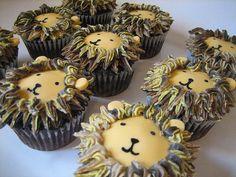 Little Lion Vegan Cupcakes
