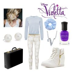 """En Gira Outfit #2"" by theodora2707 on Polyvore"