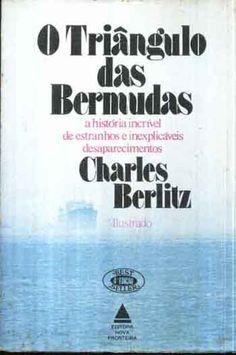 Resultado de imagem para livro Triangulo das Bermudas