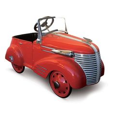 Pontiac Pedal Car | The McMullen Collection 2007 | RM AUCTIONS