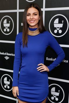 'An Evening With Jerry Seinfeld and Amy Schumer' - Victoria Justice
