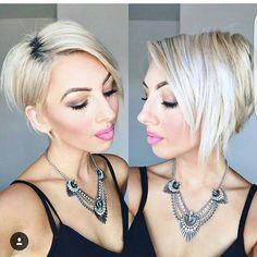 Bij het zien van deze 10 trendy korte kapsels krijg jij zeker weten zin in een date met jouw kapper! - Pagina 7 van 10 - Kapsels voor haar