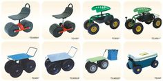 gardening chairs on wheels - Google Search