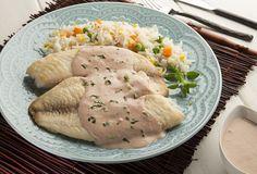 Prepara nuestra receta para preparar unos deliciosos filetes de pescado Philadelphia endiablados con un toque de Philadelphia que te encantará.