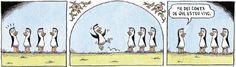 por Ricardo Siri Liniers  www.macanudo.com.ar