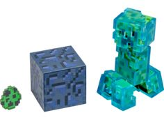 MINECRAFT figur serie 3, 16476 Charged Creeper