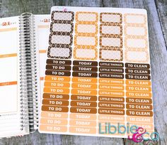 October 16 half boxes and 48 M/D/N header Life Planner Stickers!!! Purple and Gray Colors.  Set of 16 Perfect for the Erin Condren!!!