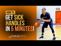 How to - Get SICK HANDLES in ONLY 5 Minutes a Day! (Pro Basketball Dribbling / Ball Handling Drills) funny tips and tricks tips dribbling tips girls tips shooting wallpaper Basketball Training Equipment, Basketball Games Online, Wsu Basketball, Basketball Tricks, Basketball Workouts, Basketball Skills, Basketball Uniforms, Basketball Players, Curry Basketball