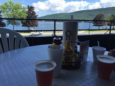 This is the view - Review of Lookout Cafe, Lake George, NY - TripAdvisor Lake George Ny, Trip Advisor, Spring, Summer, Summer Time