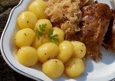 Frittata, Dumplings, Marshmallow, Macaroni And Cheese, Potatoes, Gluten Free, Eggs, Bread, Fruit