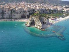 Tropea Beach, Italy