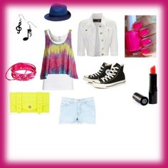 """""""summer day"""" by dlibrandi on Polyvore"""